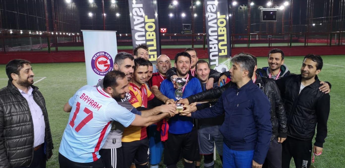 #EBSDÜZCE Futbol Turnuvası Kazananı Belli Oldu